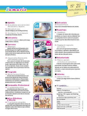 Revista Entre Estudiantes Nº 217