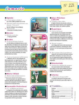 Revista Entre Estudiantes Nº 221