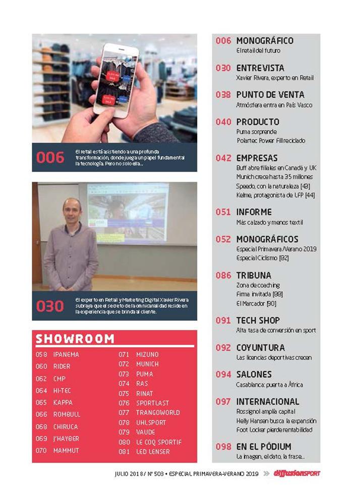 Diffusion Sport Nº 503