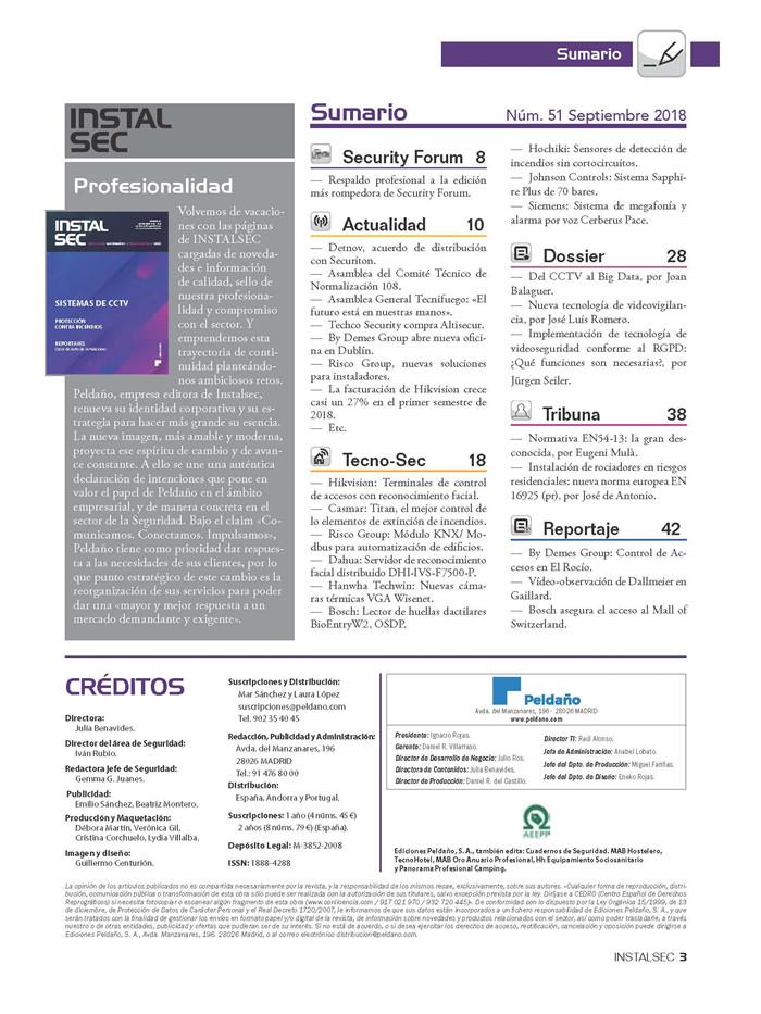 Revista Instalsec Nº 51