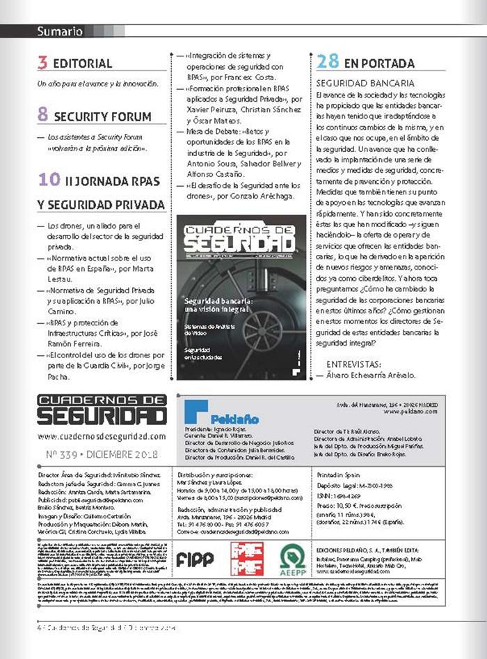 Cuadernos de Seguridad Nº 339