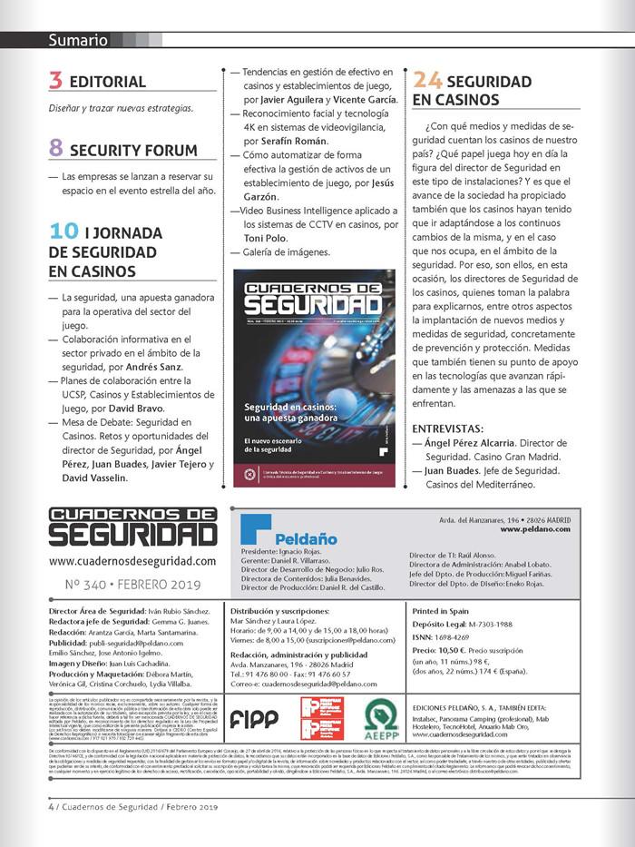 Cuadernos de Seguridad Nº 340