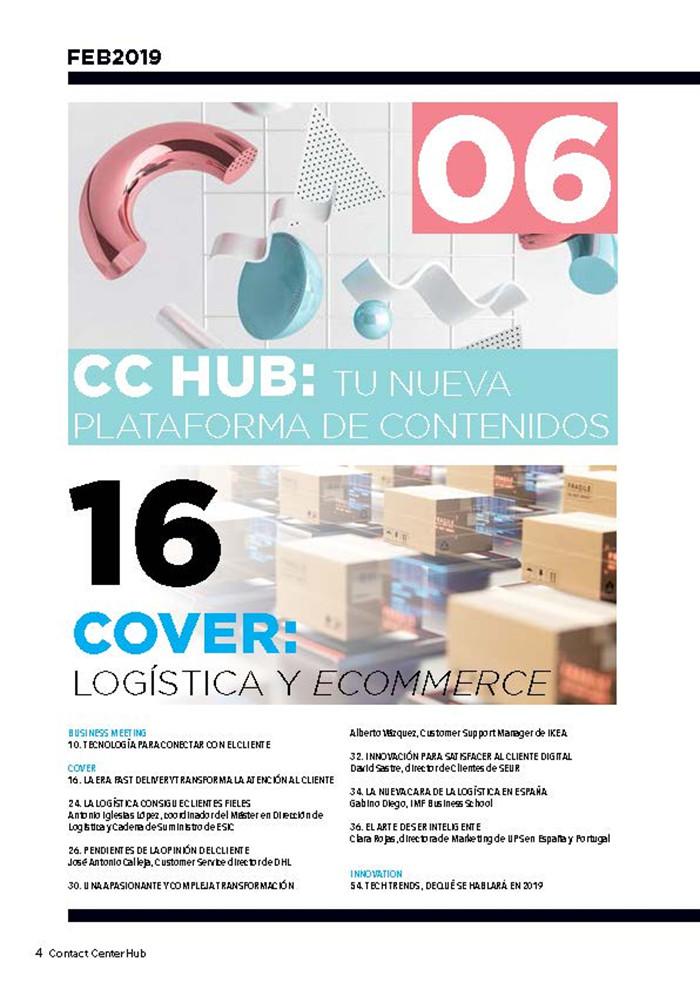 Contact Center Hub Nº 95