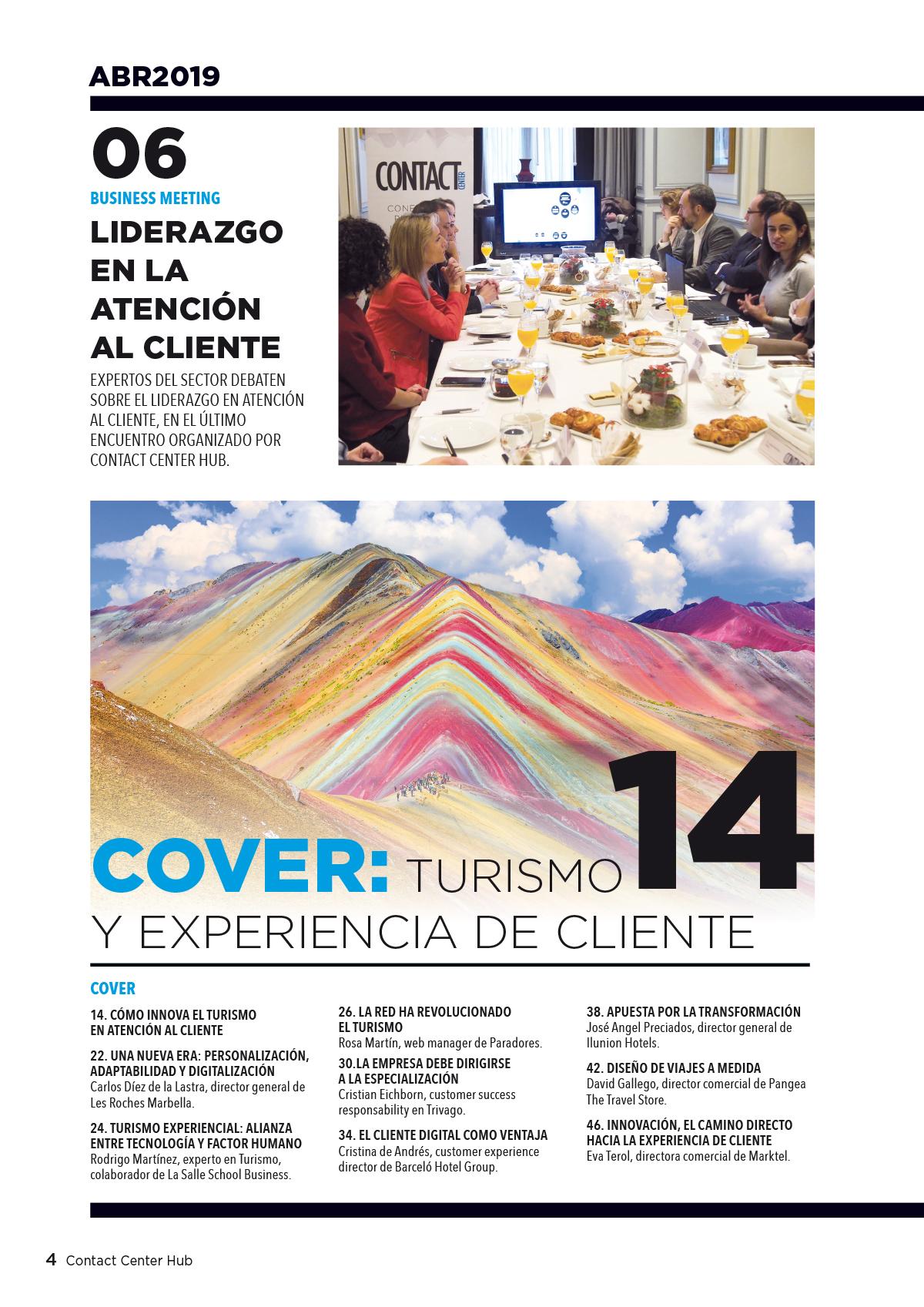 Contact Center Hub Nº 96