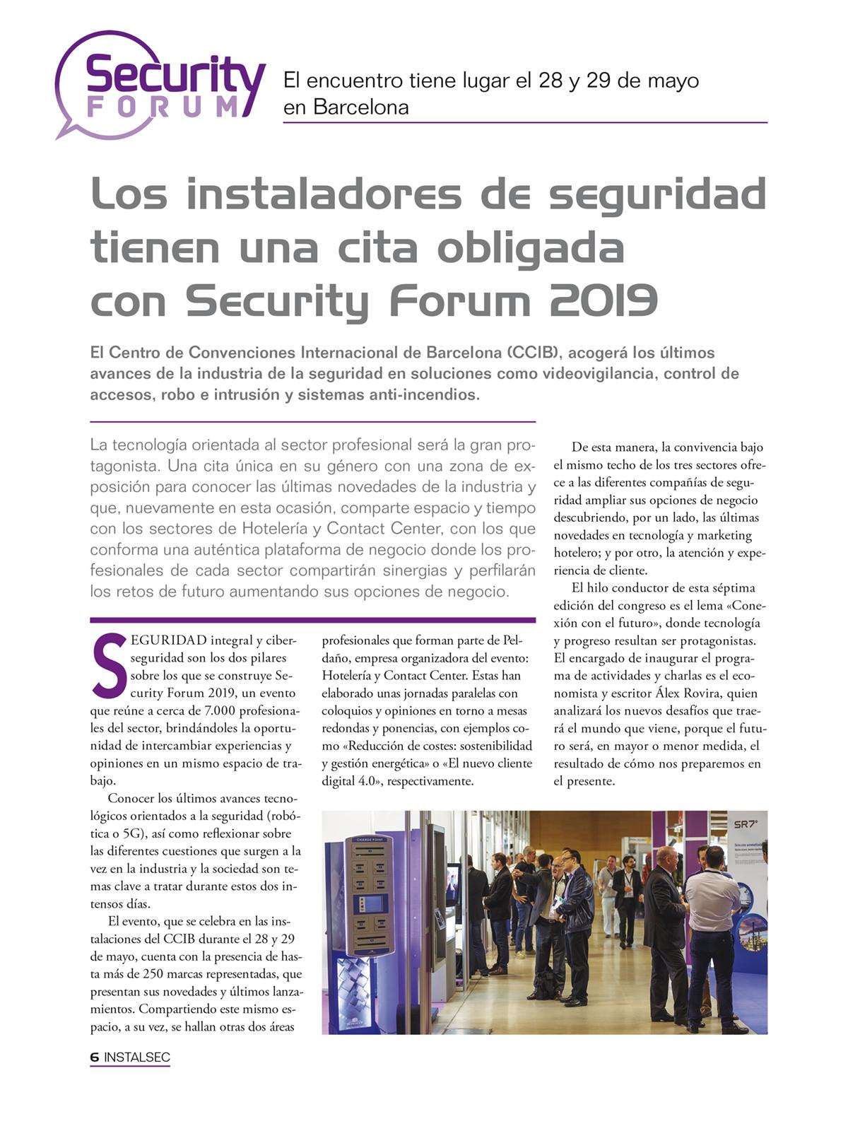 Revista Instalsec Nº 54