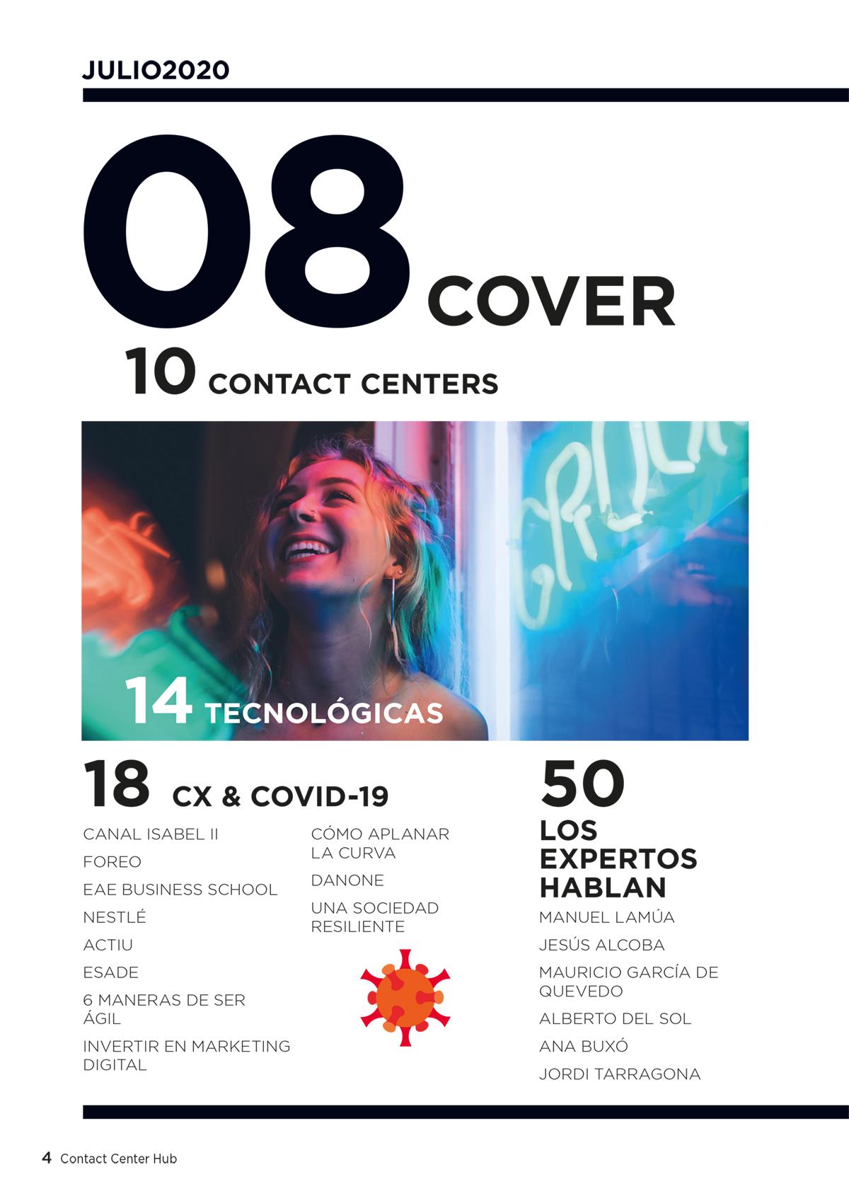 Contact Center Hub Nº 102