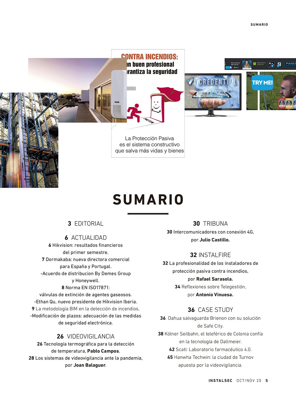 Revista Instalsec Nº 57