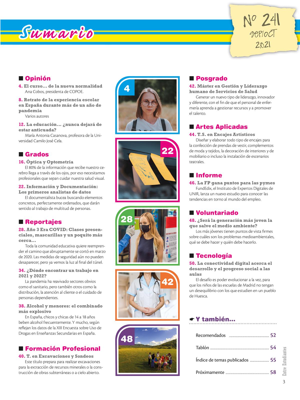 Revista Entre Estudiantes Nº 241