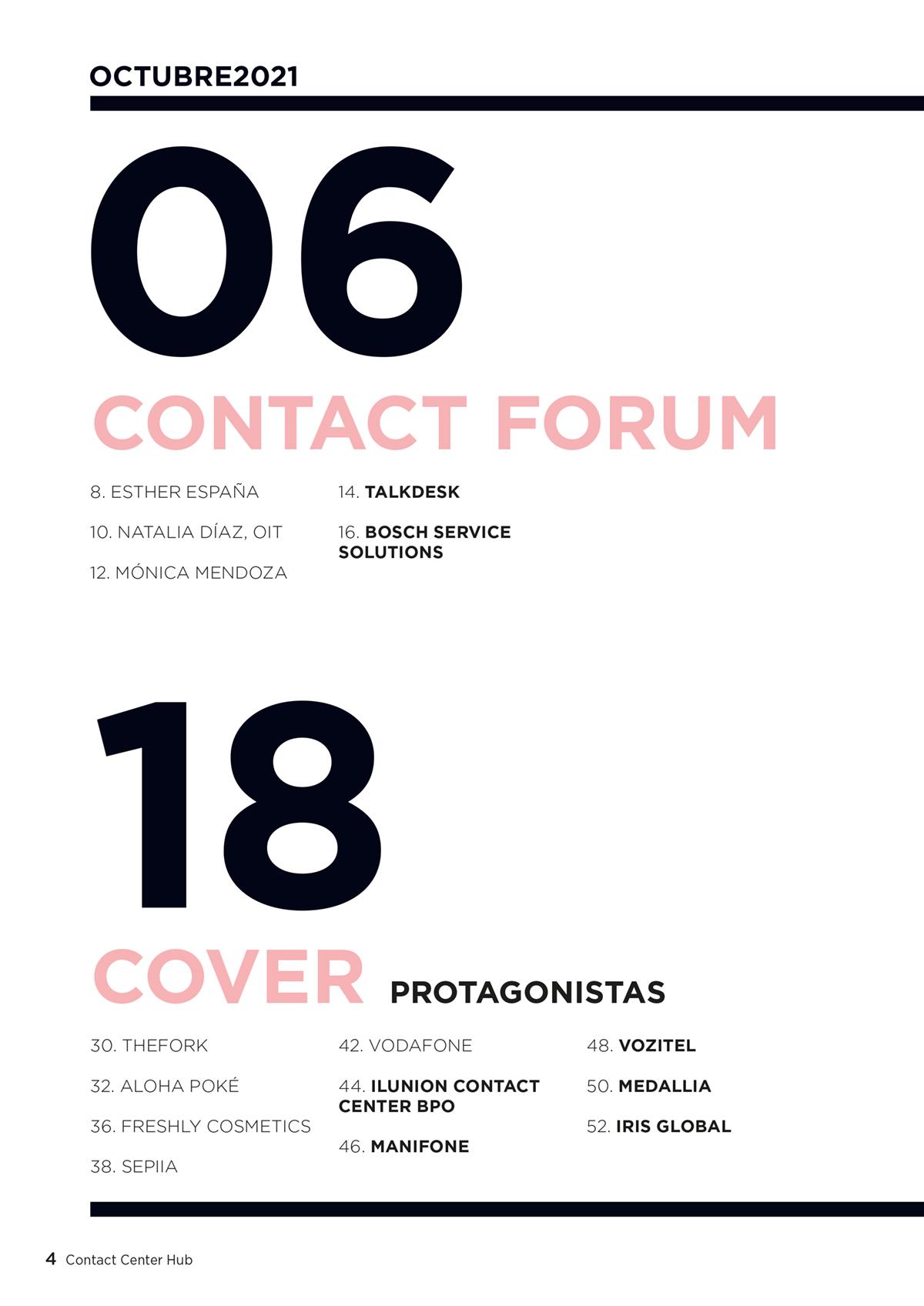 Contact Center Hub Nº 107